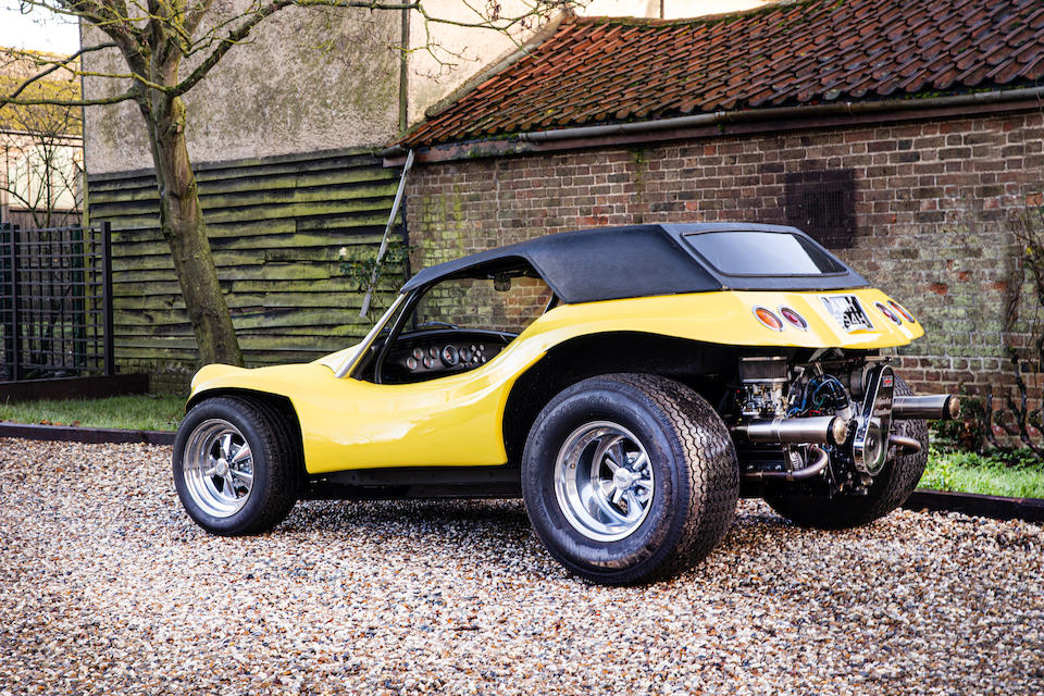 The Property of a Gentleman and Racing Enthusiast,1970 Volkswagen Dune Buggy Replica  Chassis no. 1102346413