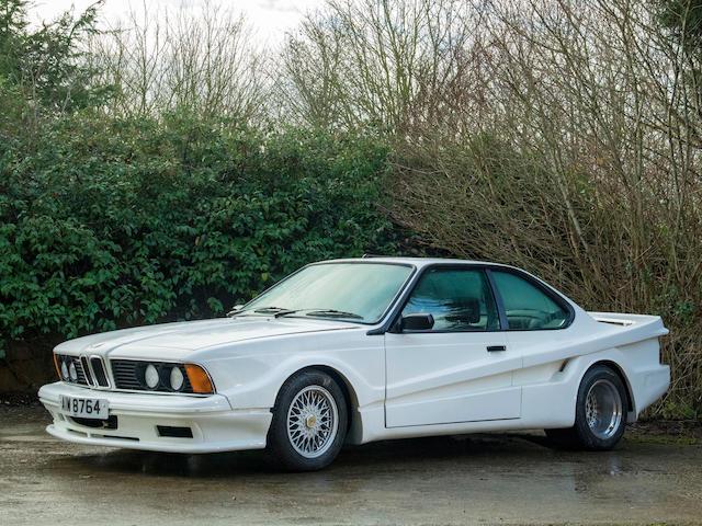 1986 BMW 635CSi Koenig Coupé   Chassis no. WBAEC820508187341A