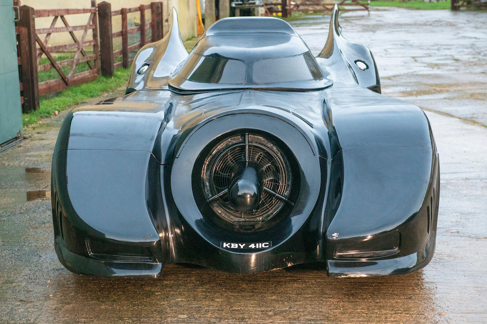 """1965 Ford """"Batmobile"""" Re-Creation  Chassis no. 5Y85Z147490"""