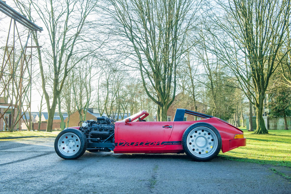 c. 1995 Bentley/Porsche Turbo 2-Seat Special  Chassis no. TBA
