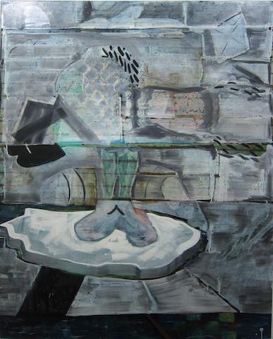 GEORGE LITTLE (B. 1988) The Waiter 2011