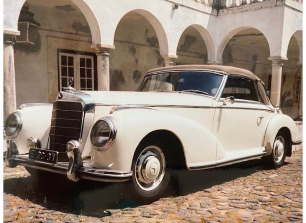 1953 Mercedes-Benz  300 S Cabriolet A  Chassis no. 00169/53 Engine no. 00176/53
