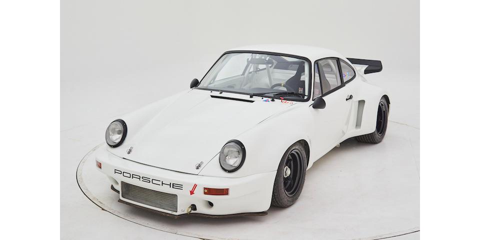 Belgian Historic Cup Championship winner in 2014,1974 Porsche 911 3.0-Litre Carrera RSR Replica  Chassis no. 9117300546