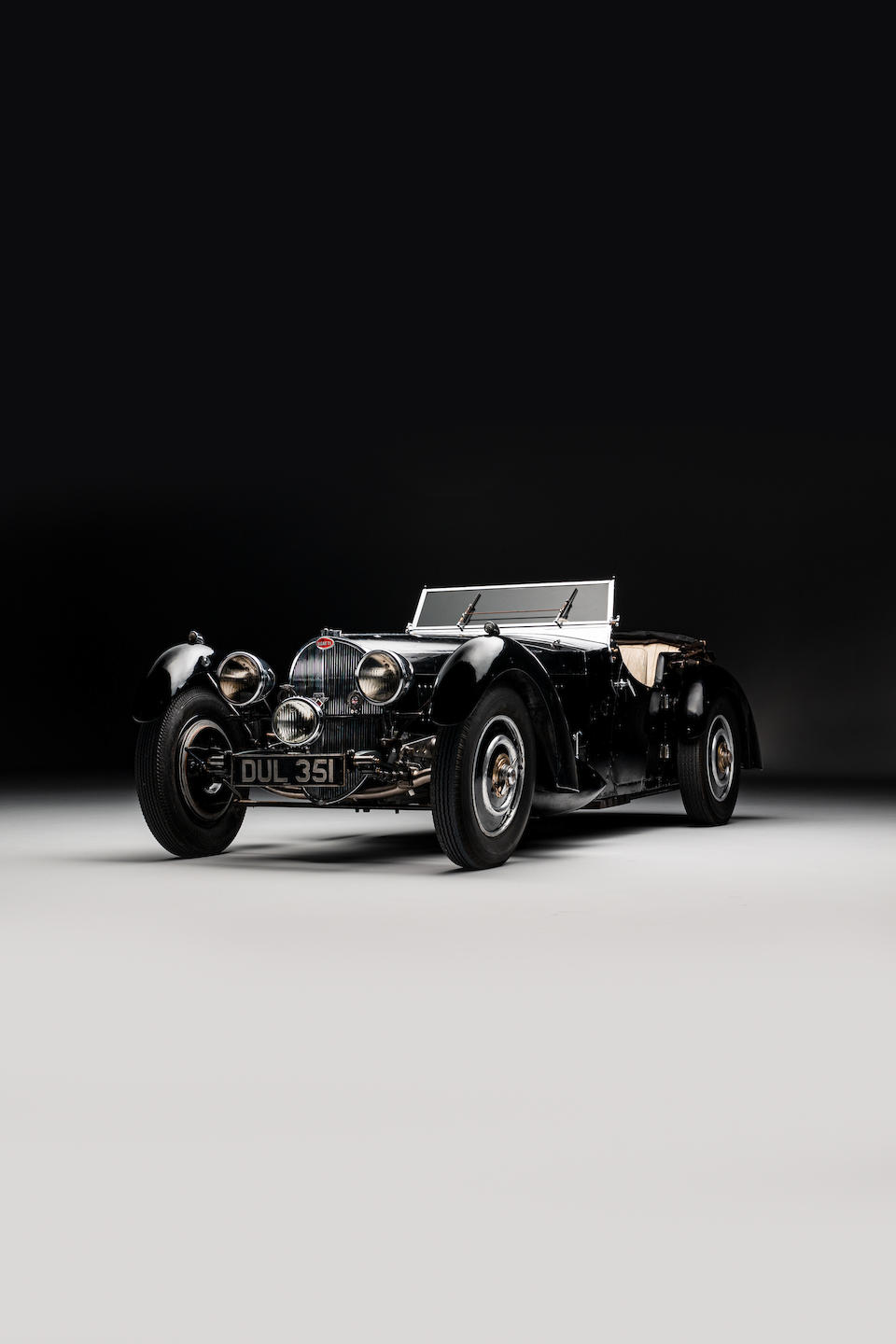 Offered direct from 51 years in a single ownership, the ex-Sir Robert Ropner/Rodney 'Connaught' Clarke,1937 Bugatti Type 57 Surbaisse 3.3-Litre Four-Seat Sports Grand Routier 'Dulcie'  Chassis no. 57503