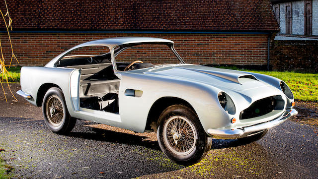 By order of the executors of the late David J Picking,1960 Aston Martin DB4GT Coupé  Chassis no. DB4GT/0113/R Engine no. 370/113/GT