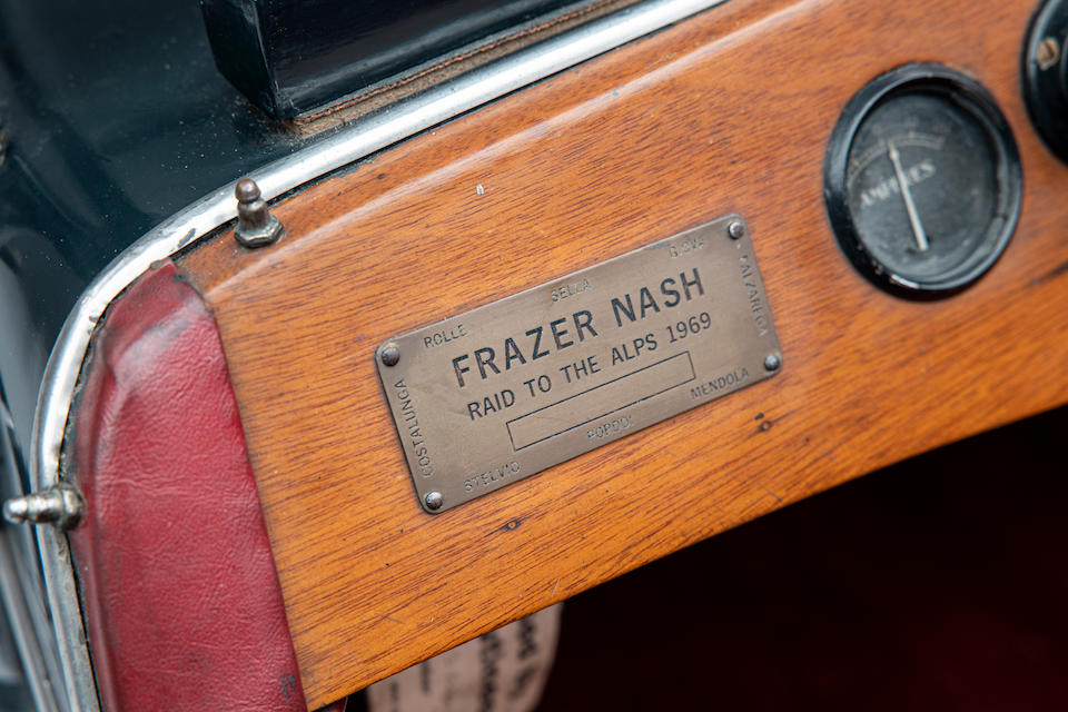 1934 Frazer Nash TT Replica  Chassis no. 2109