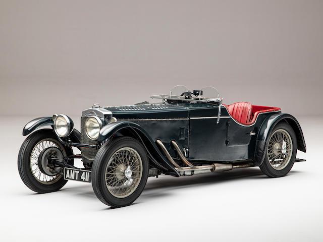 1934 Frazer Nash TT Replica  Chassis no. 2109
