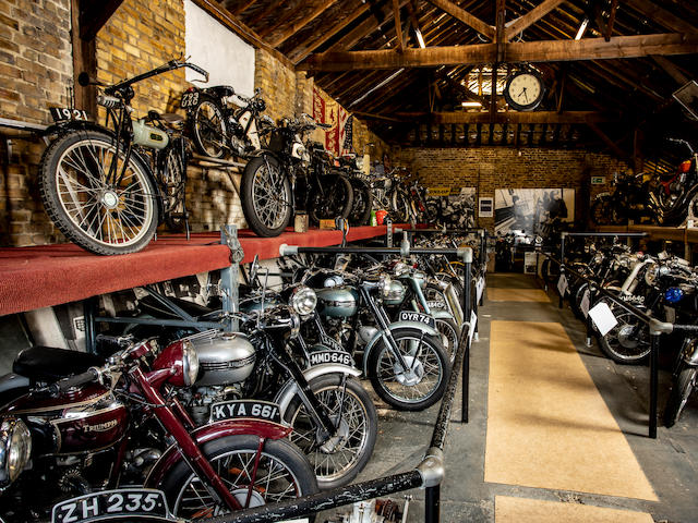 The London Motorcycle Museum