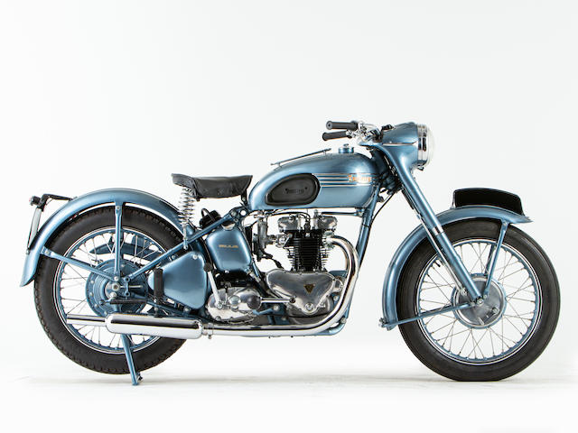 Offered from the National Motorcycle Museum Collection, 1951 Triumph 649cc 6T Thunderbird