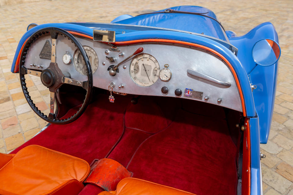 1938 Peugeot 402 Darl'Mat Special Sport  Chassis no. 400233 (see text)