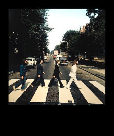 Iain MacMillan (British, 1938-2006) The Beatles, 'Abbey Road', 1969