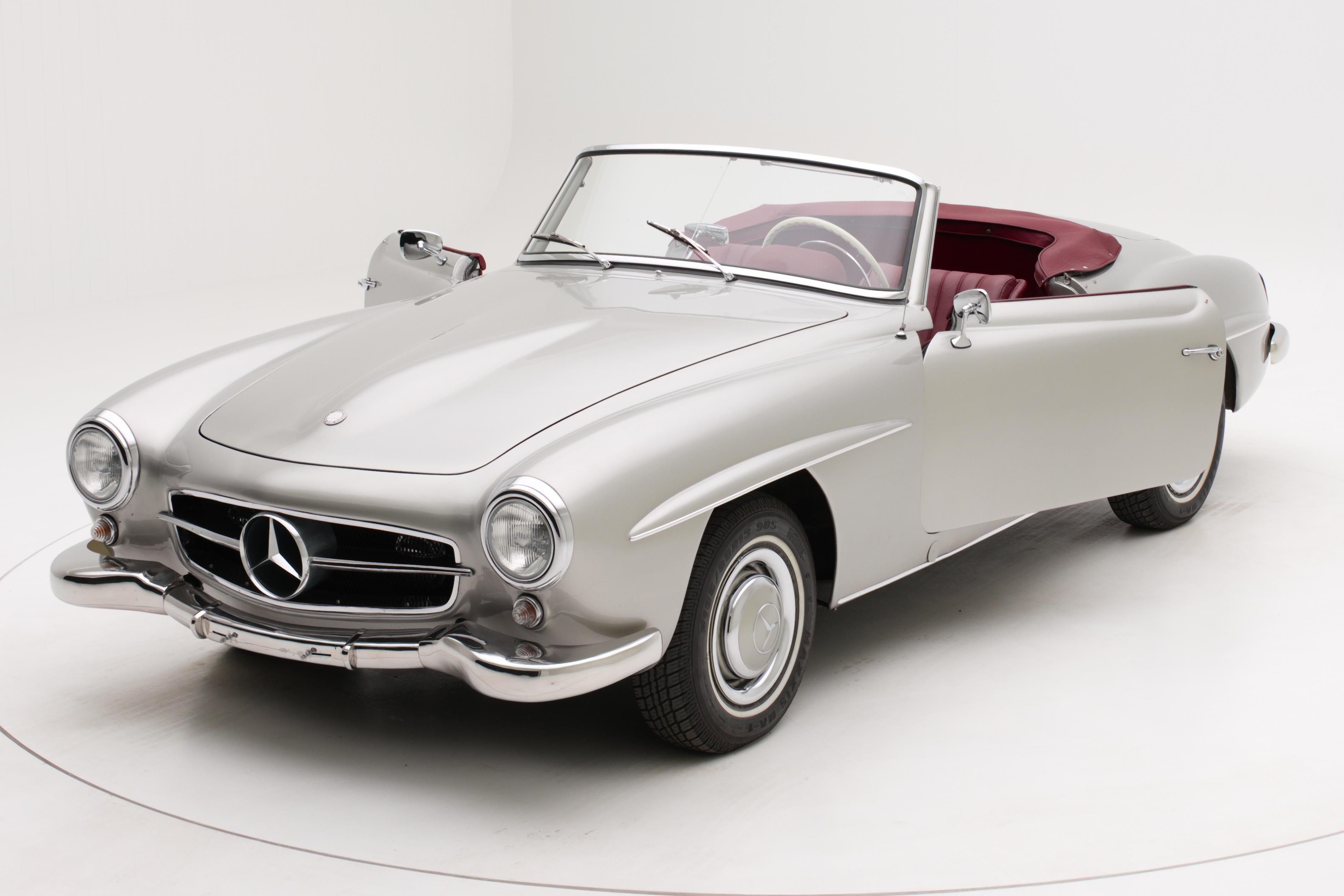 1955 Mercedes-Benz 190 SL Convertible