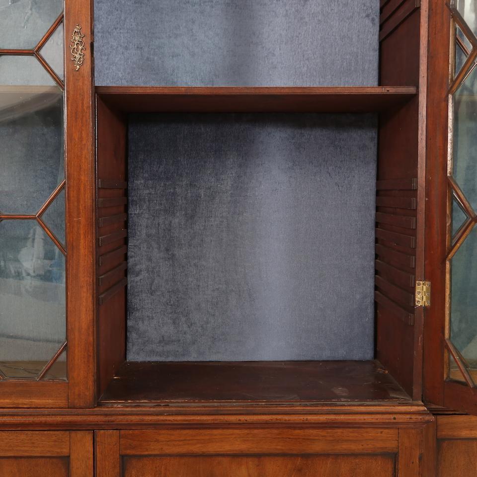 A Fine George III Library Bookcase Circa 1770