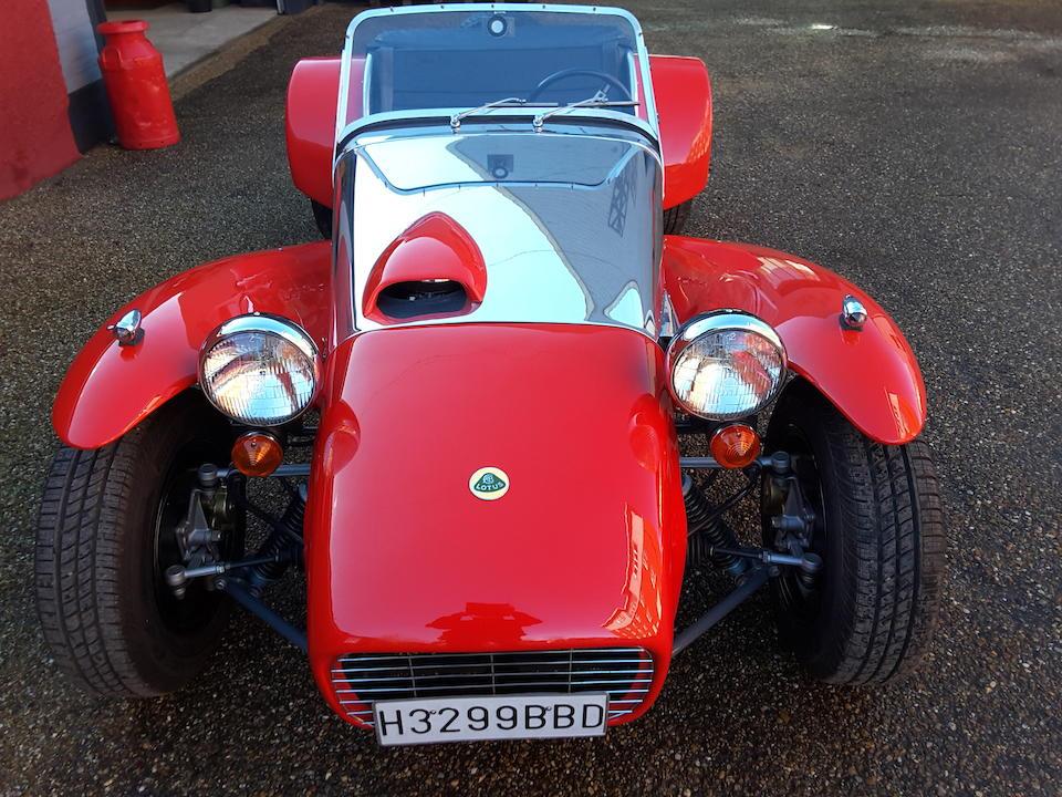 1969 Lotus Seven Series 3  Chassis no. LSB 2454