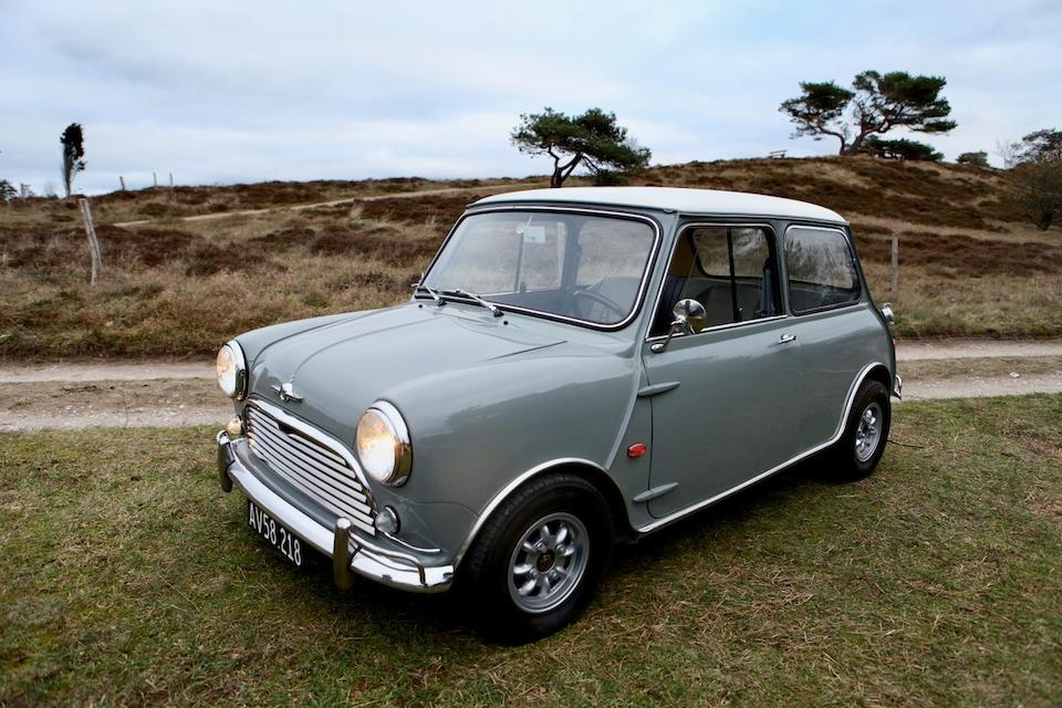 1964 Morris Mini Cooper S Sports Saloon  Chassis no. K-A2S4-L553426 Engine no. 9F-SA-Y34673
