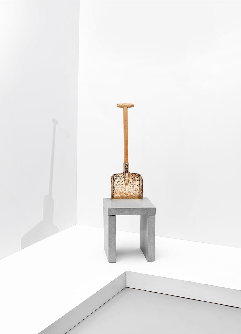 Studio Job Prototype 'Detour' chair, from the 'Detour' series, 2014