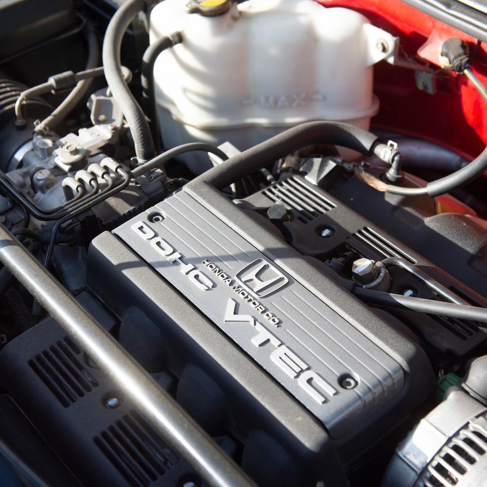 1995 Honda NSX Coupé  Chassis no. JMMNA11500T100133 Engine no. 2000112