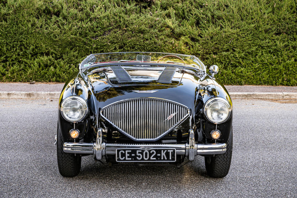 1956 Austin-Healey  100/4 BN2 Roadster  Chassis no. BN2-L/230647