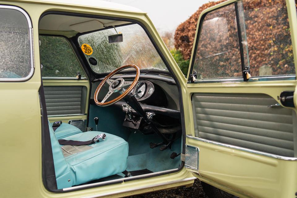 1966 Austin Mini Cooper  Chassis no. C-A2S7/873721