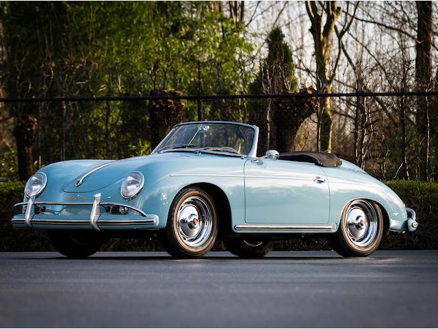 1959 Porsche 356A T2 1600 Super Convertible D  Chassis no. 86179 Engine no. 83639