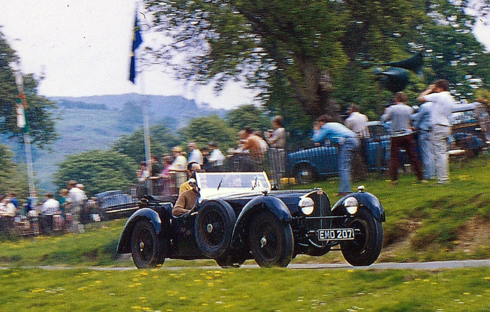 Offered from preservation within a single ownership for the past 51 years - The ex-Sir Robert Ropner/Rodney 'Connaught' Clarke/Bill Turnbull,1937 Bugatti Type 57 Surbaisse 3.3-Litre Four-Seat Sports Grand Routier 'Dulcie'  Chassis no. 57503 Engine no. 16S