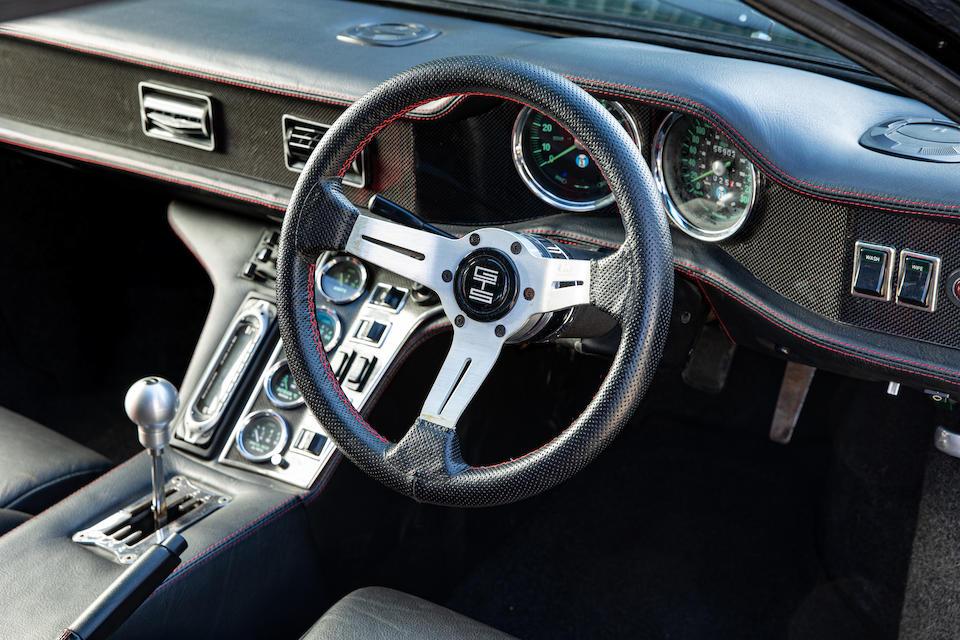 1982 De Tomaso Pantera GT5 Coupé  Chassis no. THPNAS09228