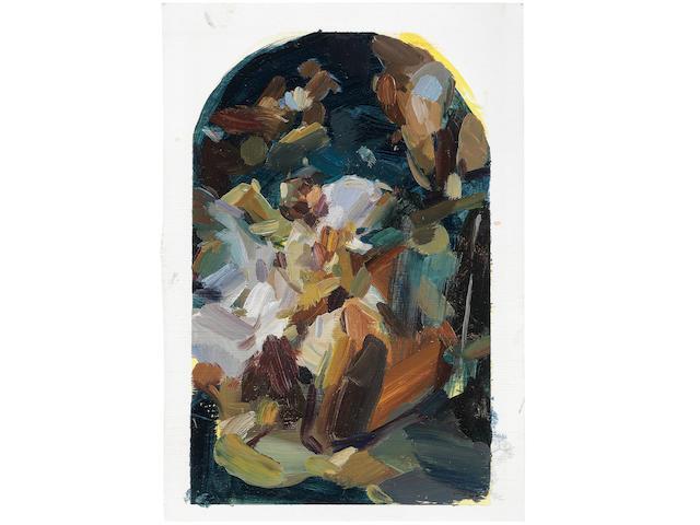 FLORA YUKHNOVICH (B. 1990) Untitled 2018