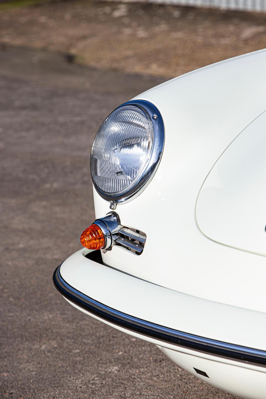 1963 Porsche 356C Coupé  Chassis no. 127210