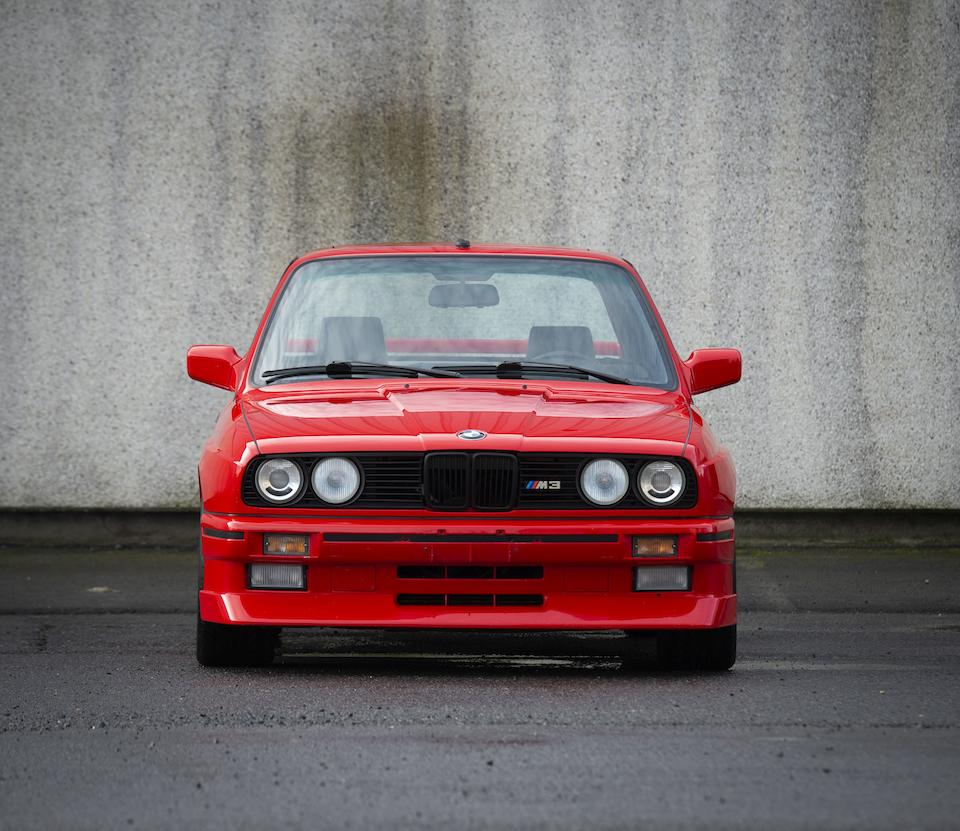 1991 BMW M3 'Cecotto'  Chassis no. WBSAK05040AE41661 Engine no. 23452