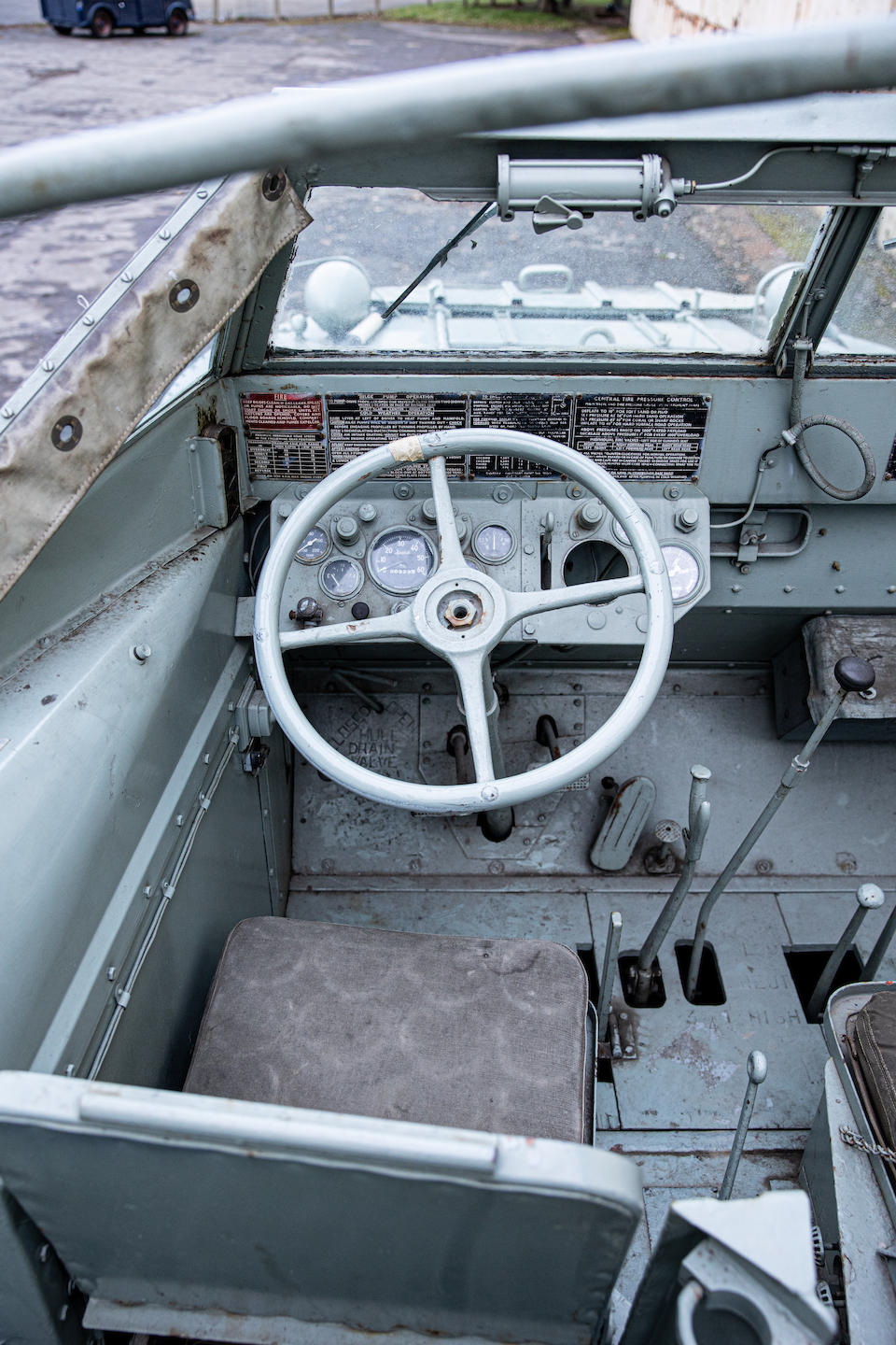 1943 GMC DUKW 353  Chassis no. 6863 Engine no. N/A