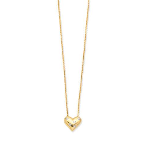 TIFFANY: DIAMOND-SET NECKLACE,