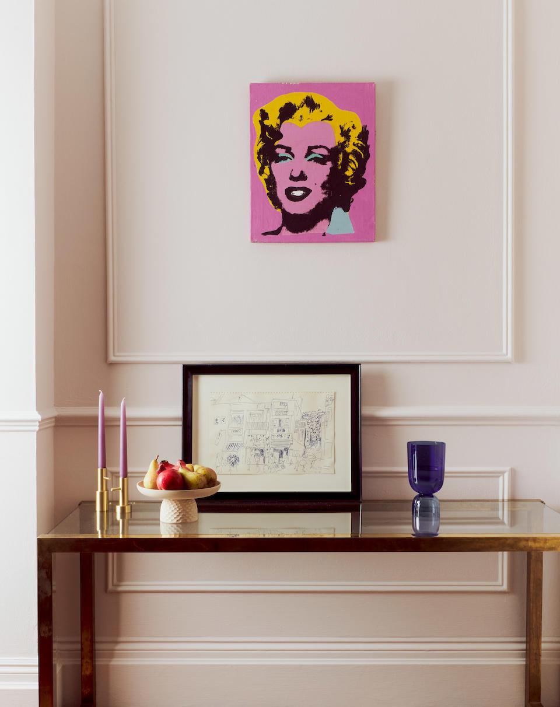 Sturtevant (1924-2014) Study for Warhol's Marilyn 1965