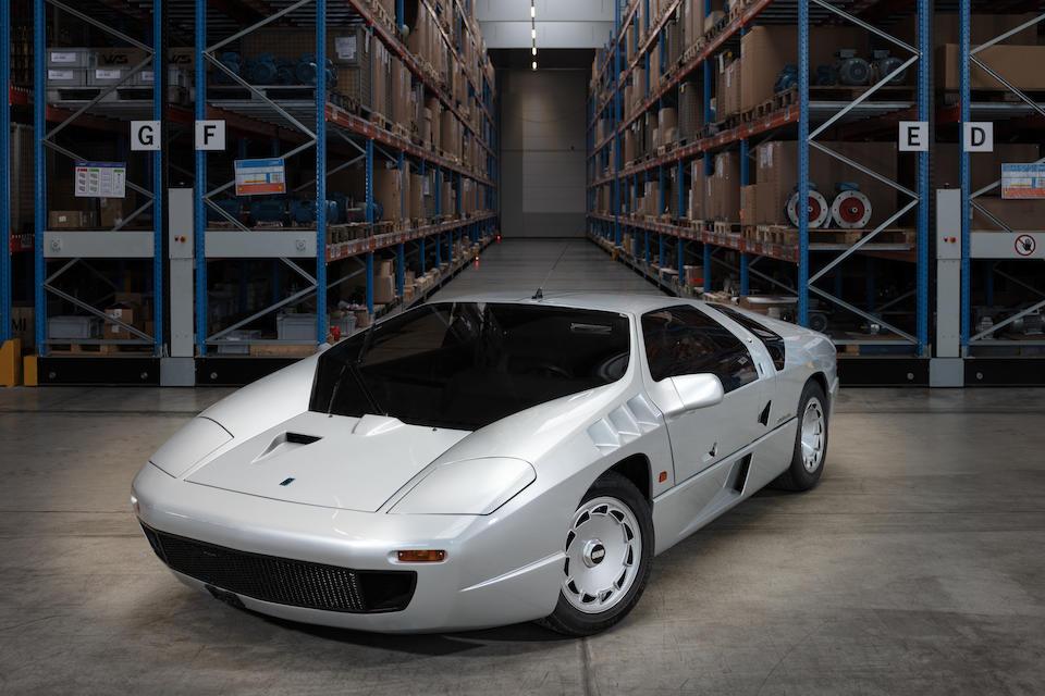 1991 Isdera Imperator 108i 'Series 2' Coupé  Chassis no. W09108215KWJ02021