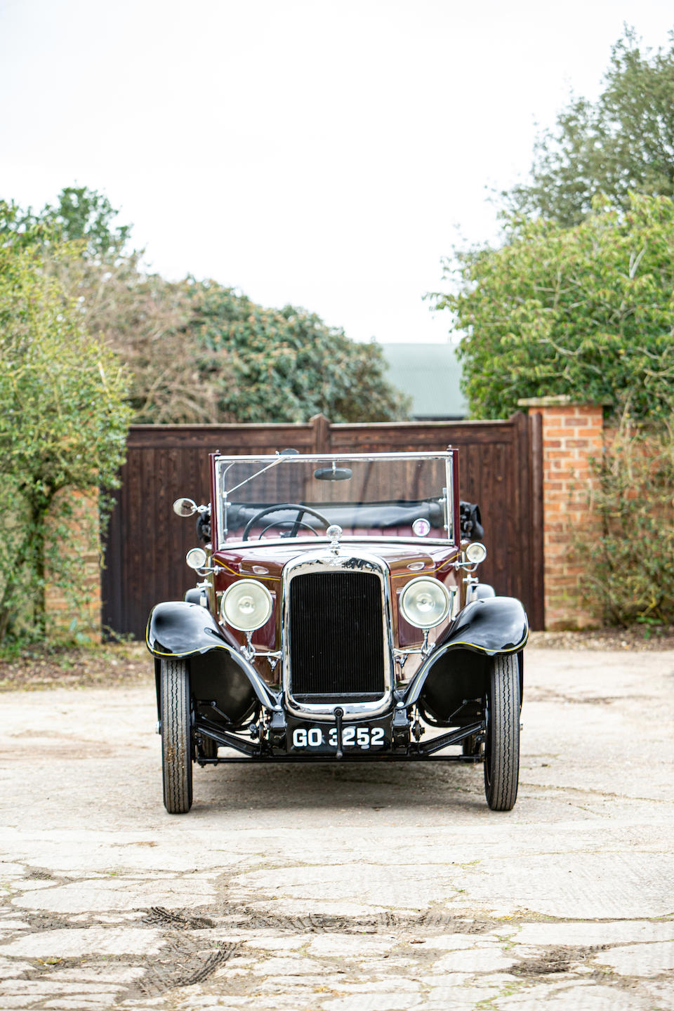 The property of Richard Stewart Williams 'Old Min', the ex-Peter Sellers/Spike Milligan,1930 Austin Heavy Twelve Open Road Tourer Deluxe  Chassis no. 68282