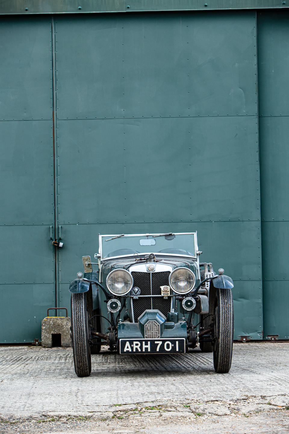 1935 MG L1 'K3 Special' Two-Seater  Chassis no. L0432