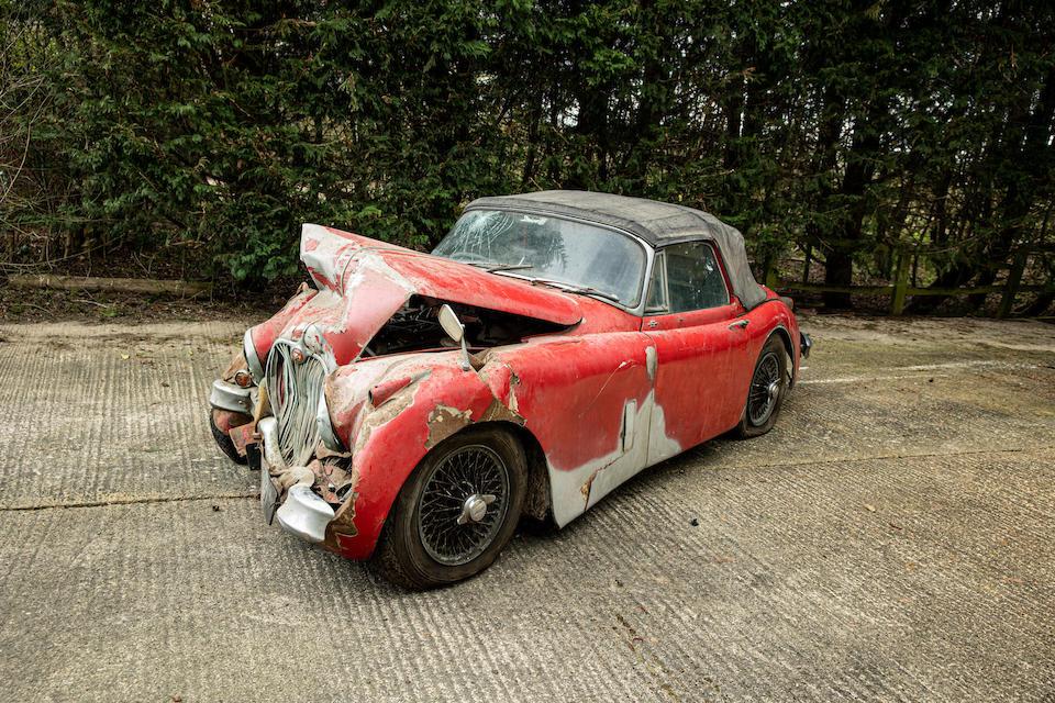 1960 Jaguar XK150 S 3.8-Litre Drophead Project  Chassis no. T827488DN