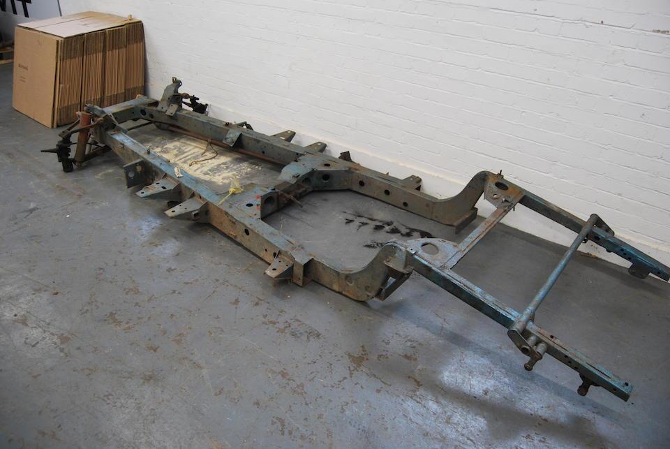 Jaguar XK150 Kit of Parts