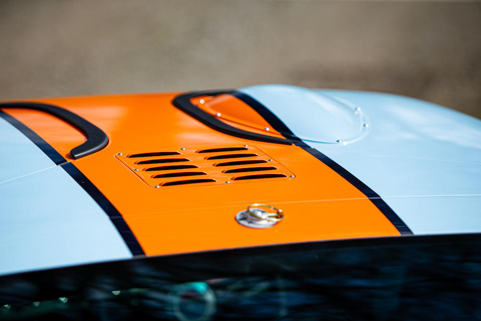 2012 Superformance GT40 Coupé  Chassis no. GT40P2301