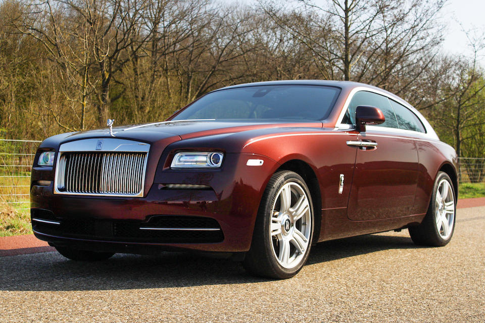 2015/2020 Rolls Royce 'Silver Spectre' Shooting Brake  Chassis no. SCA665C03FUX79064