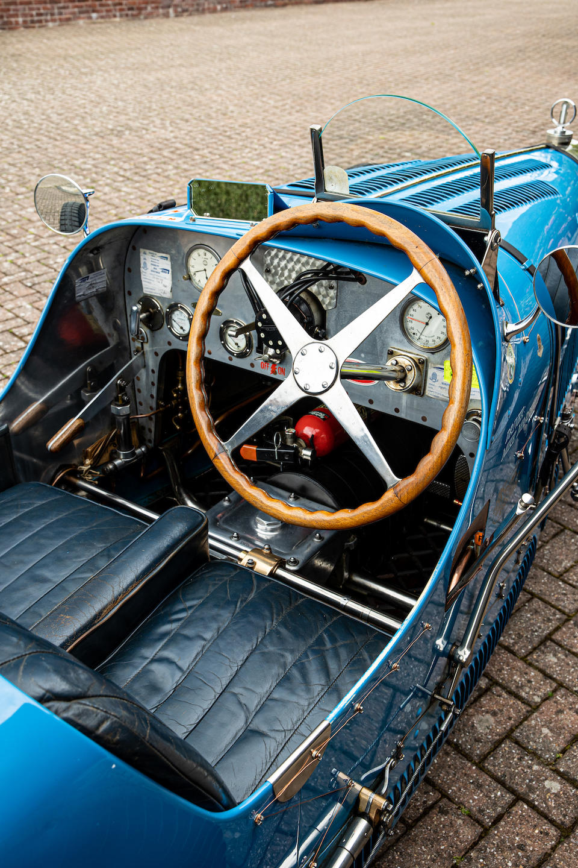 1927 Bugatti Type 35B Grand Prix Two-Seater  Chassis no. BC43 Engine no. 137T