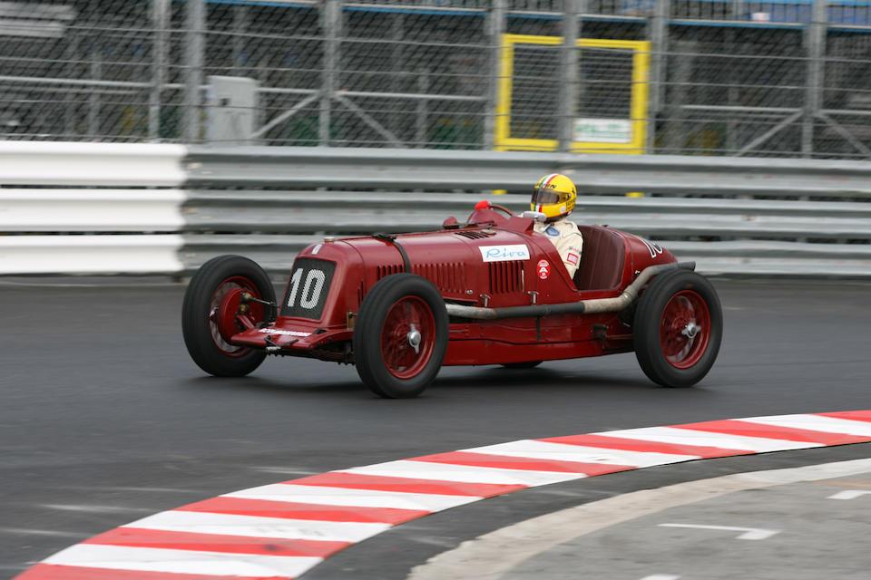 1929 Maserati Tipo 26B 2800 Grand Prix Two-Seater Racing Car  Chassis no. 35