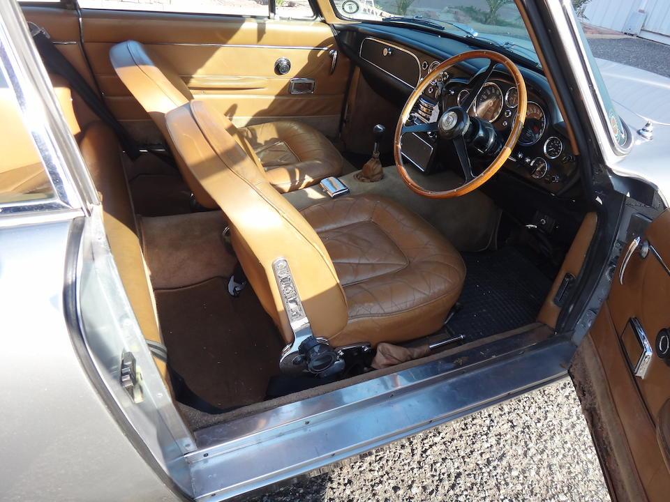 1968 Aston Martin DB6 Sports Saloon  Chassis no. DB6/3372/R