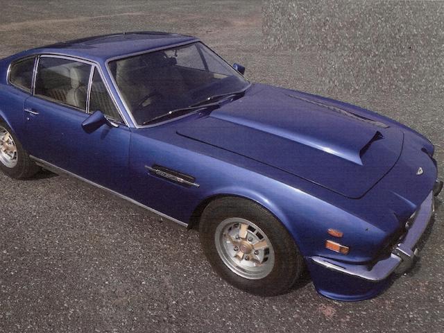 1974 Aston Martin V8  Chassis no. V8/11252/RCA