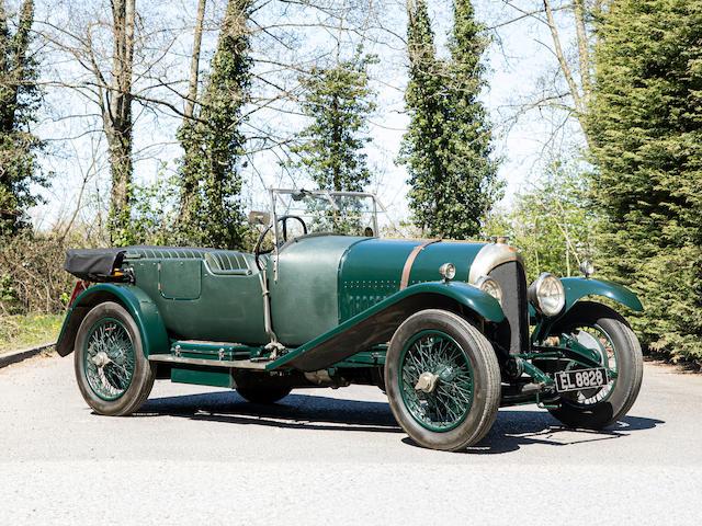 1924 Bentley 3-Litre Speed Model Tourer  Chassis no. 425