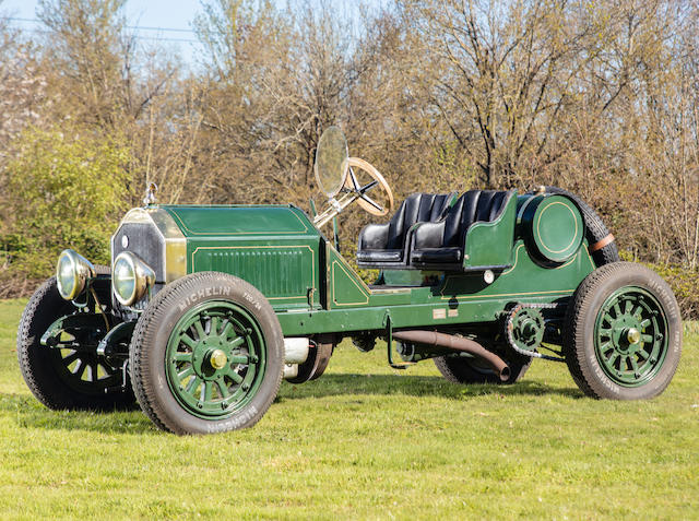 1914 Simplex LaFrance Speedster  Chassis no. 569