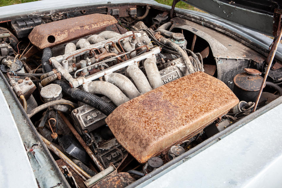 1971 Aston Martin DBS V8   Chassis no. DBSV810169R
