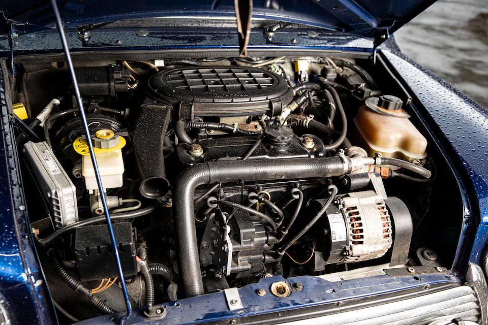 2000 Mini Cooper  Chassis no. SAXXNRAZEYD183534