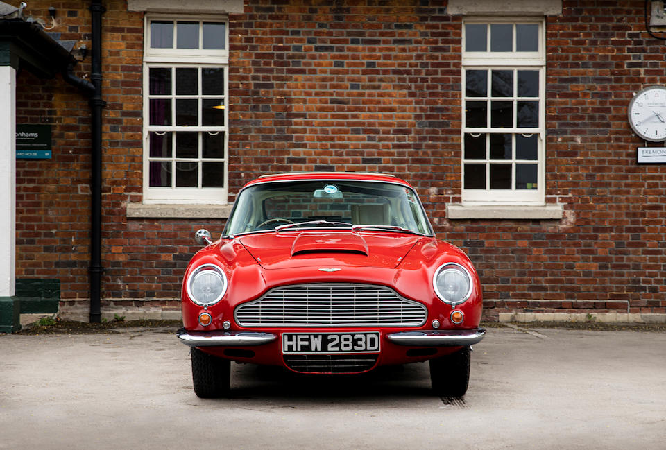 1966 Aston Martin DB6 uprated to Vantage specification  Chassis no. DB62626R