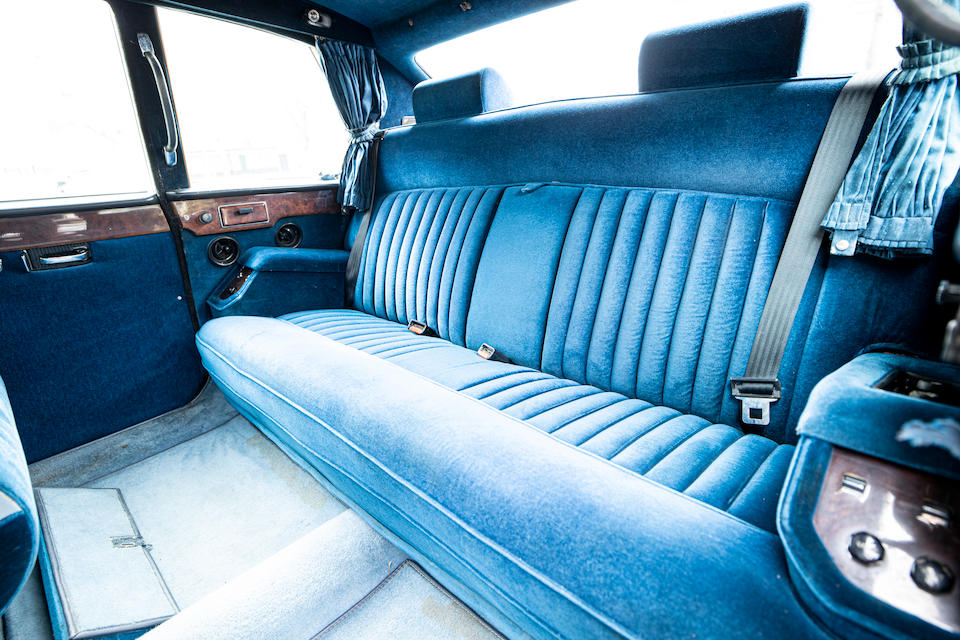 1985 Daimler DS420 Limousine  Chassis no. C200631