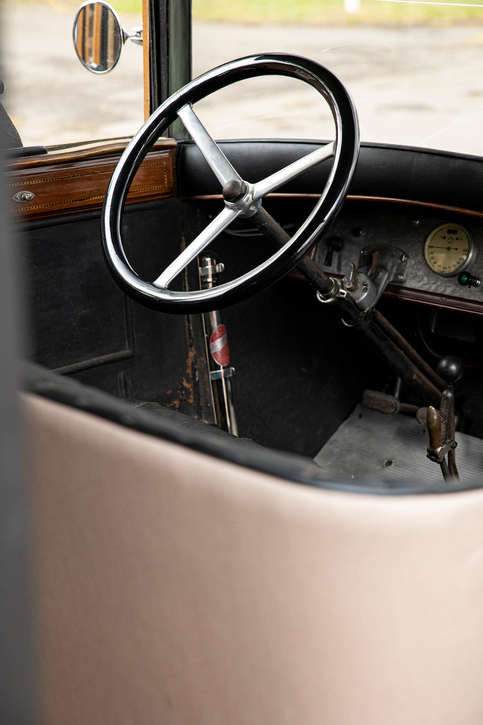 1924 Renault NN Berline  Chassis no. 162477